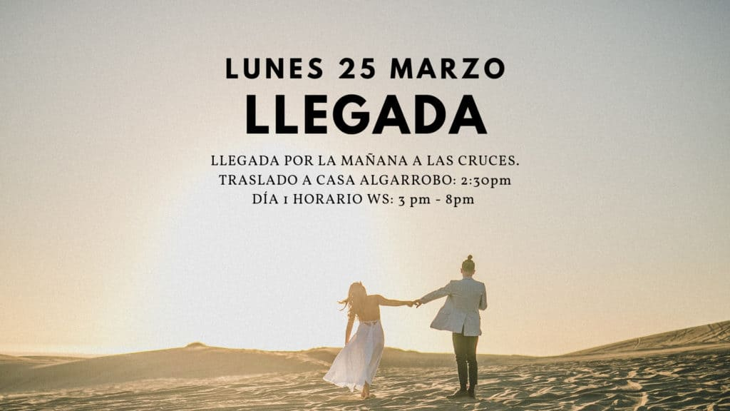 wedding photography workshop poster couple in the dunes
