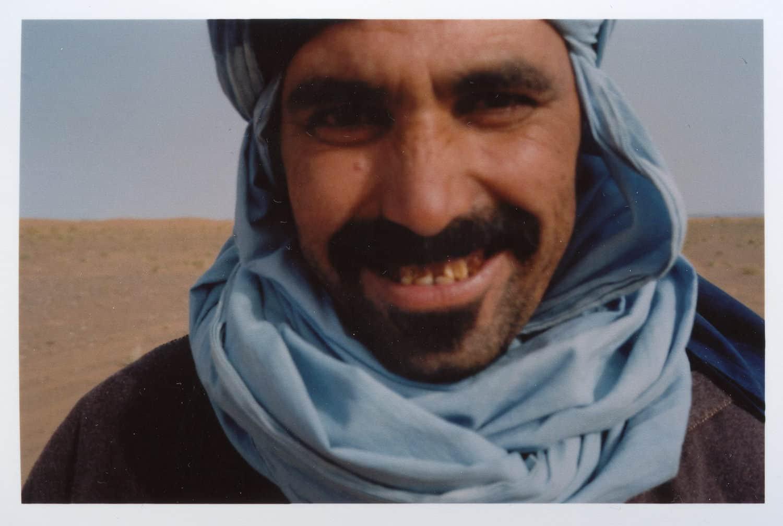 portrait of a bereber
