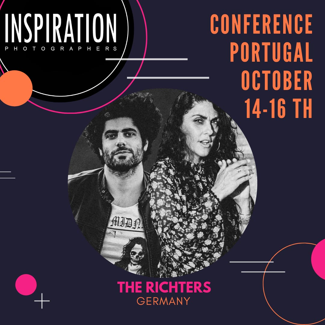 inspiration photographers conference portugal poster